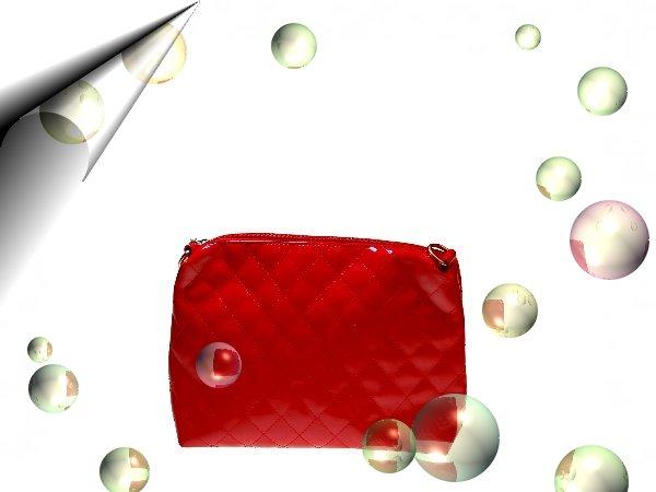 Italienische-Damentasche-Lacktasche-Rot-Nr2