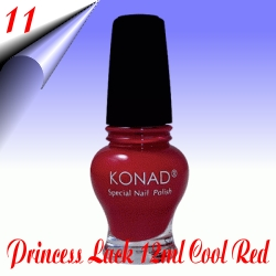 Konad-Nail-Stamping-Princess-Lack-Cool-Red-Nr11