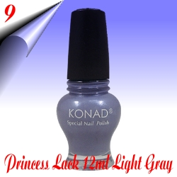 Konad-Nail-Stamping-Princess-Lack-Light-Gray-Nr9