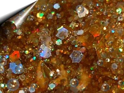 UV-Einphasen-Glitter-Gel-Multi-Crisp-Effektgel-Gold-5gr