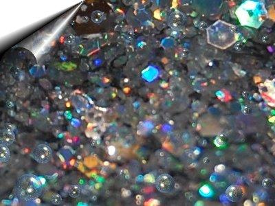 UV-Einphasen-Glitter-Gel-Multi-Crisp-Effektgel-Silber-5gr